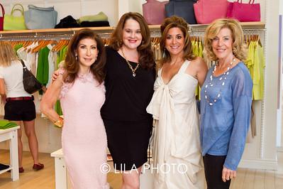 Anushka, Lisa Barfield, Janice Worth, Dianne Bernstein