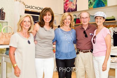 Flory Shaio, Nancy Kosow, Dianne Bernstein, Eddie Neustadter, Kathy Specker