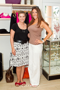 (on right) Jennifer Shesser