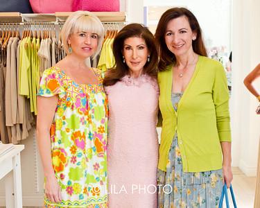 Allison Reckson, Anushka, Daphne Nikolopoulos