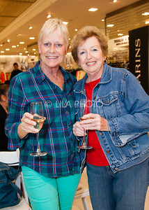 Tina Hamill, Pat McDonald