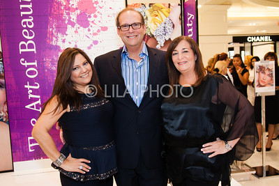 Lilly Iannone, Howie Barshow, Mindy Curtis Horvitz