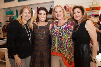 Cindy Halstead, Laura Pflug, Crista Matthews, Janice Worth