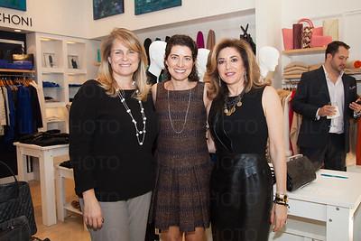 Cindy Halstead, Laura Pflug, Janice Worth
