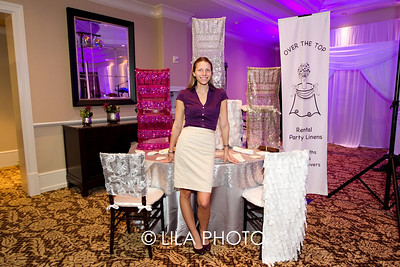 Beth Sherman of Over the Top Rental Party Linens