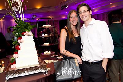 Bride to be Lauren Laster and Brett Goldblatt