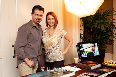 Plamen and Paulina Blagoev of Domino Arts Media Group