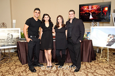 Marceliano Munoz, Brooke Mattucci, Lauren Munoz, and Mario Munoz of Munoz Photography