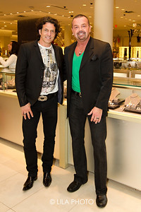 Stephen Webster and Joel Auxier: Saks Fine Jewelry Specialist