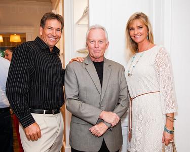 Bill Weber, Robert Primeau, Kerry Weber