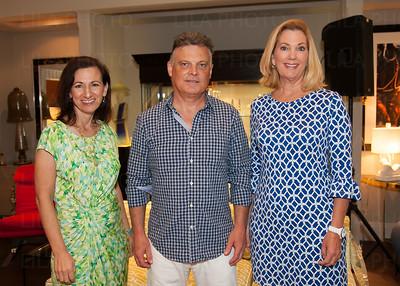 Daphne Nikolopoulos, Mark Helliar, Dee Wade