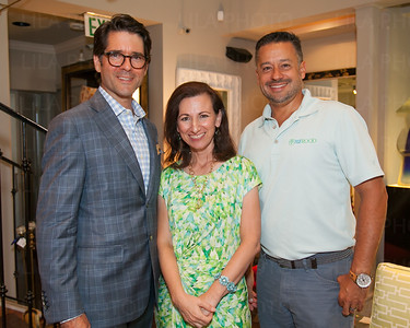 Terry Duffy, Daphne Nikolopoulos, Noel Del Valle