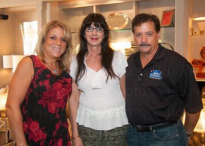 Carolyn Silberman, Janice & John Natale