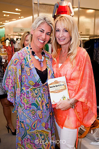 Caryna Nina, Denise Nieman, both wearing Caryna Nina