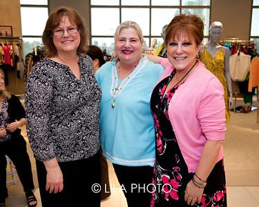 Donna Raney, Louise Jones, Kathy Scarlett