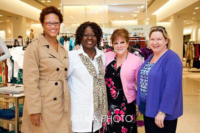 Dawn Wynn, Verdenia Baker, Kathy Scarlett, Sheryl Wood