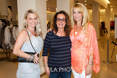 Tracy Badge, Sue Hibbitts, Denise Nieman