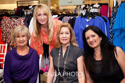 Jeanne Peterson, Denise Nieman, Gail Tyndall,  Vivian Leiva