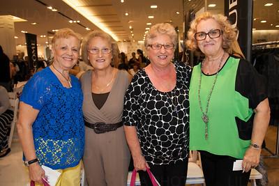 Dina Antonaccio, Tina Troncale, Carmela Lauria, Rosa Gianni