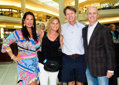 Lynsie Pfleegor, Dory & Brad Faxon, Rich Cohen