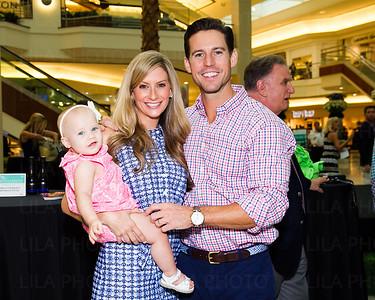 Brooke Idle, Lindsay & Clayton Idle