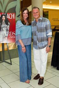 Sally Sevareid & Mo Foster
