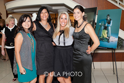 Lady Lunn, Teca Sullivan, Mindy Goldberg, Sonya Haffey; photography by: Lauren Lieberman / LILA PHOTO