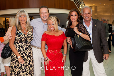 M.J. McElwaney, Richard Jankus, Lina Blanco, Fina Musso, John Biondo ; photography by: Lauren Lieberman / LILA PHOTO