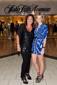 Mindy Curtis-Horvitz (Saks Fifth Avenue) , Katherine Lande; photography by: Lauren Lieberman / LILA PHOTO