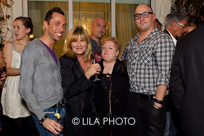 Chris Ab Fab Rhoades, Lorraine French, Jeff Fowler