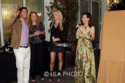 Nic Roldan, Kristen Braden, Daphne Nikolopoulos
