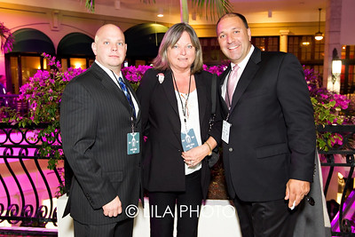 Bill Somers, Elaine Ragon, Michael Nadeau for Palm Beach Yacht Club
