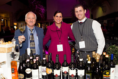 John Flora, Angela Flora, John Flora Jr for Orvino Wine Imports