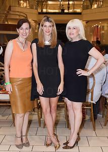 Daphne Nikolopolous, Katherine Lande, Allison Reckson