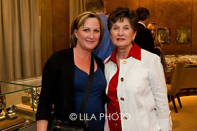 Rhonda Gibson and Betty English