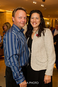 Christopher Laukemann and Rosanne Duane