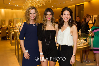 Linda Schneider, Katherine Lande, Amy Lane
