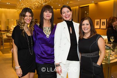 Katherine Lande, Donna Bouchard, ___, Catherine Tolton