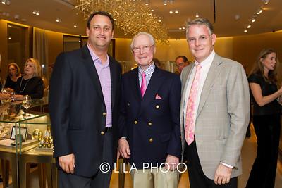 John Couris, Martin Siegel, Dr. John Rimmer