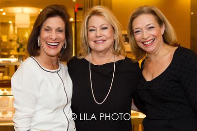 Betty Moss, Arlene Siegel, Lisette Siegel