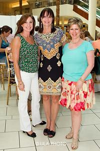 Michelle Jacobs, Donna Bouchard, Randie Dalia