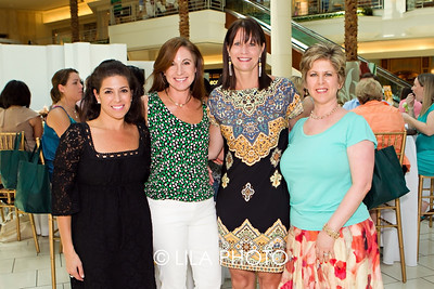 Debbie Negri, Michelle Jacobs, Donna Bouchard, Randie Dalia