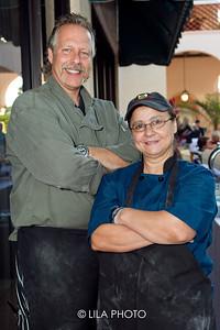 Chef Joe & Chef Roxy