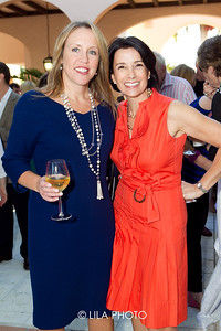 Maggie Anderson, Dr. Andrea Hass