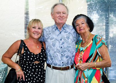 Lisa Terrinoni, Tom & Vickie Warwick