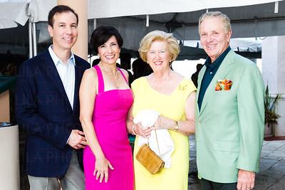 Dr. Brian Hass, Dr. Andrea Hass, Betty & John Stevens