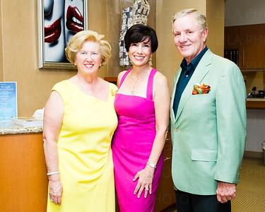 Betty Stevens, Dr. Andrea Hass, John Stevens