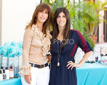 Lisa Becker, Jenny Becker with AIRBAR