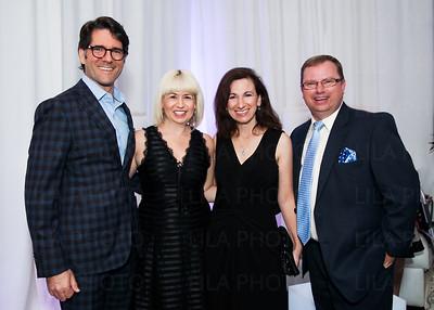 Terry Duffy, Allison Reckson, Daphne Nikolopoulos, Todd Schmidt