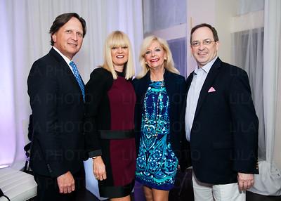 Bradley & Lori Berg, Janet Levy, Stanton Collemer